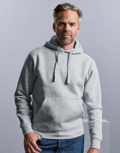Men's Authentic Hooded Sweat