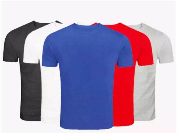 Pachet de 5 tricouri
